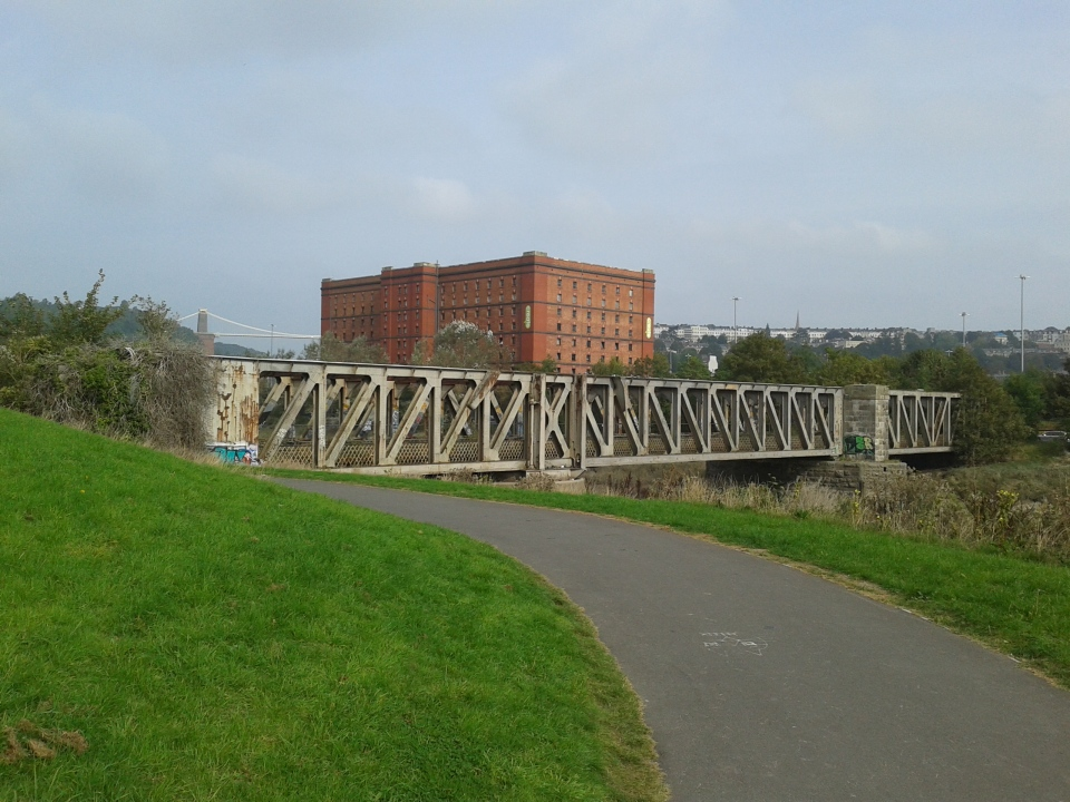 The Ashton Avenue Bridge