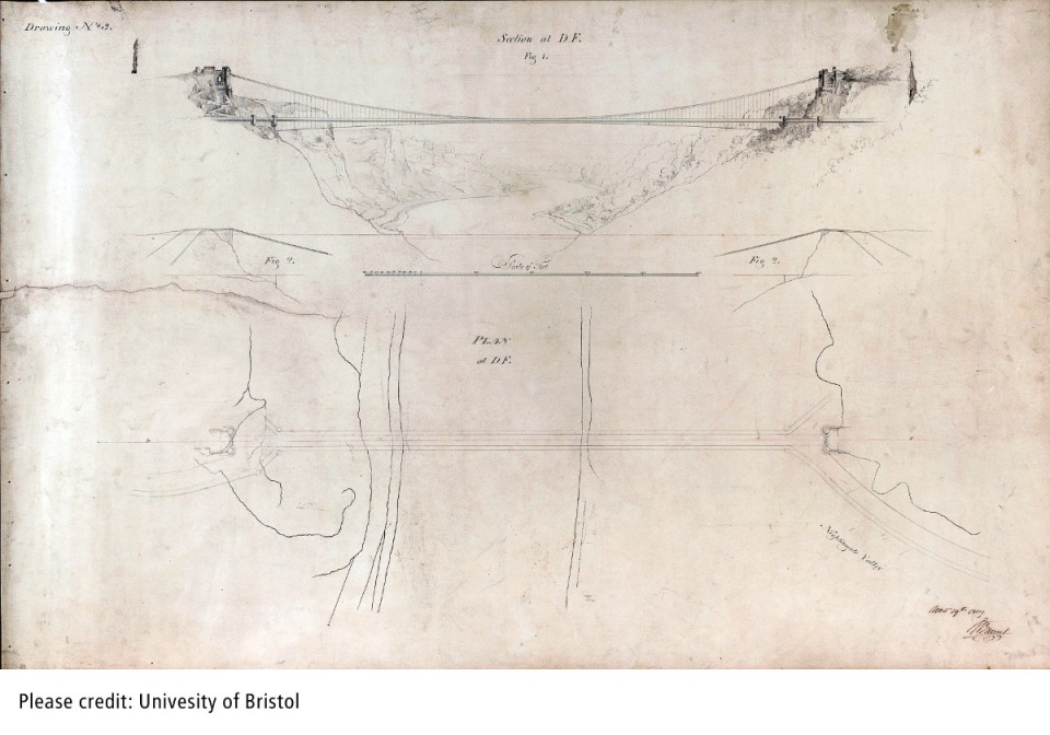 Brunel's Plan No.3